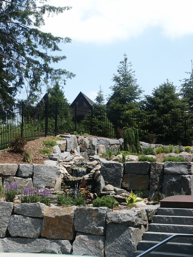 Top Residential Landscape Architecture Firms : David tupper and associates landscape architecture design